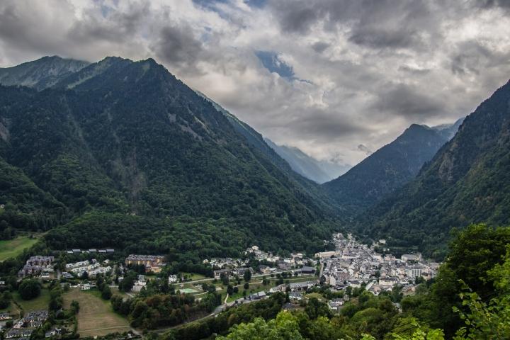 Cauterets szlaki Pireneje