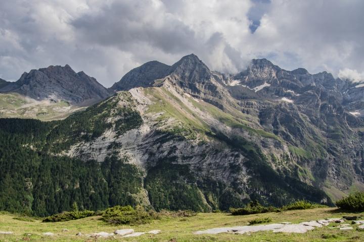 Pireneje Gavarnie szlaki trekking