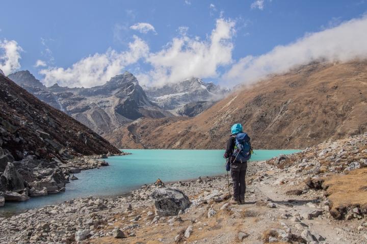 Gokyo szlak Himalaje trekking