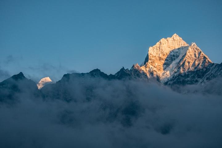 Himalaje trekking Thamserku