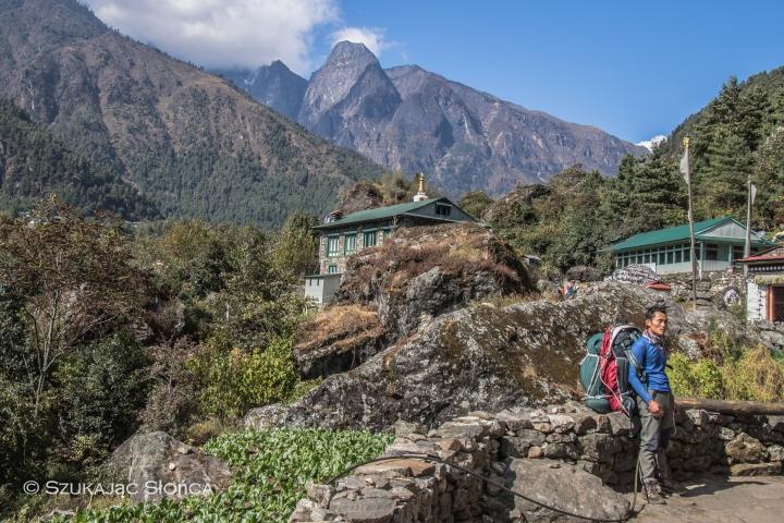 EBC trekking Himalaje