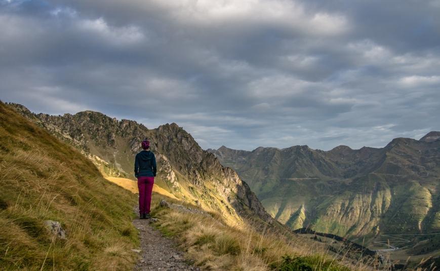 ostatni poranek w Pirenejach