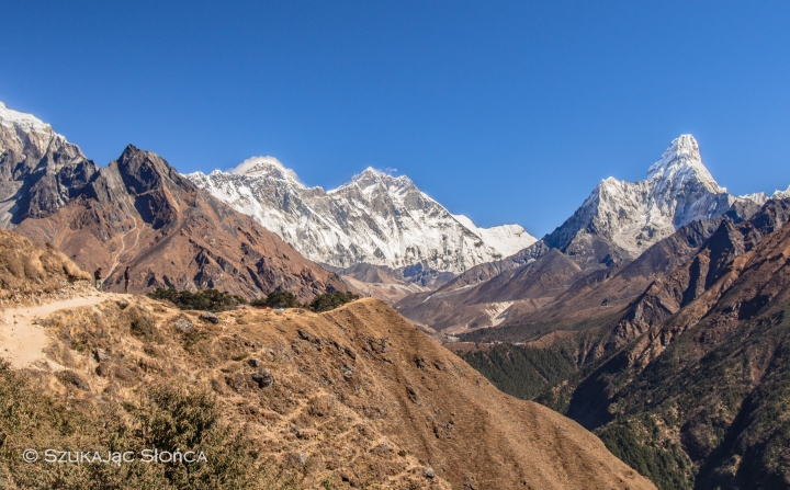 Everest, Lhotse, Ama Dablam