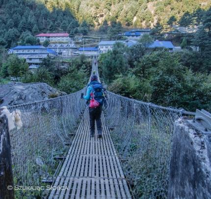 wiszący most, Himalaje