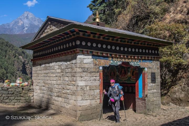 Himalaje, trekking, szlak, EBC, park narodowy Sagarmatha