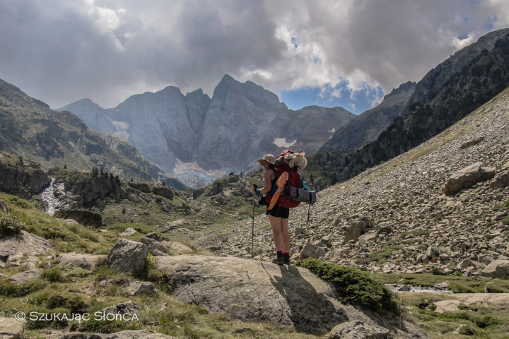 Pireneje, trekking, Vignemale, szlaki, Valle Gaube