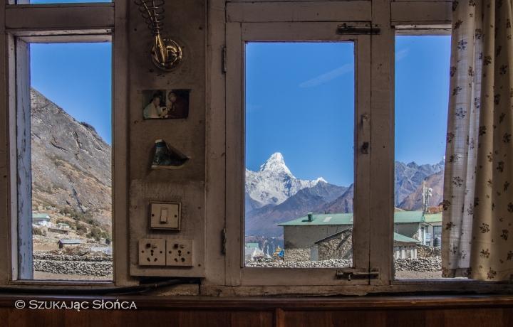 Khumjung lodge Himalaje szlaki aklimatyzacja