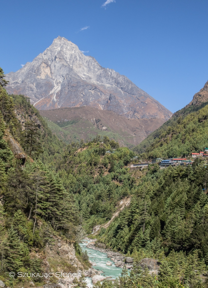 Himalaje, trekking, szlak