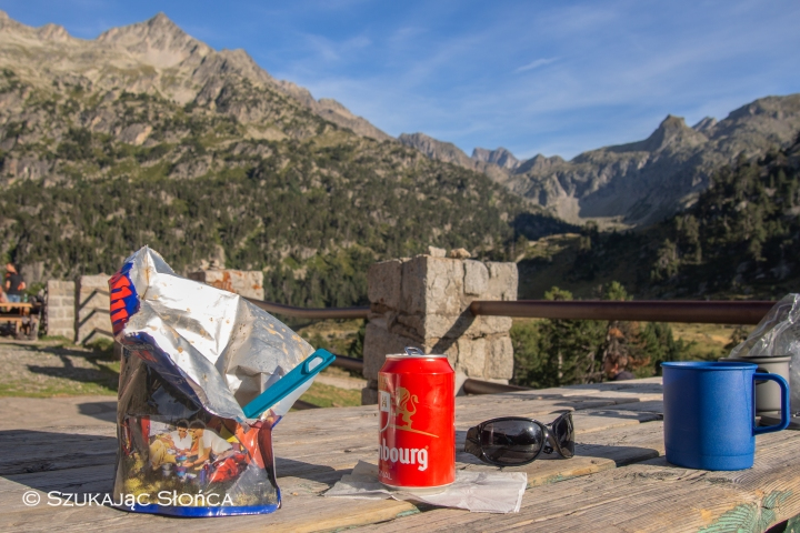 schronisko Wallon Pireneje