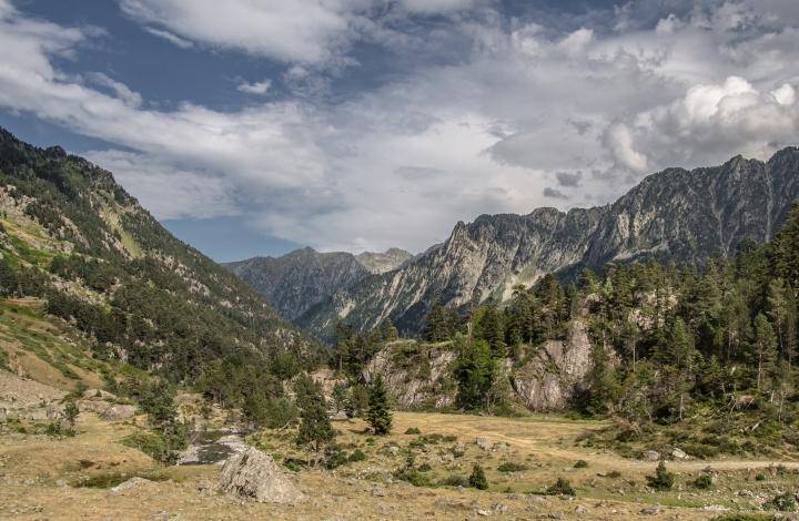 Vallee du Marcadau
