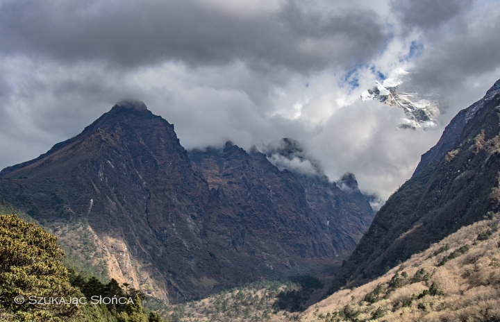 Himalaje trekking EBC Tengboche szlak
