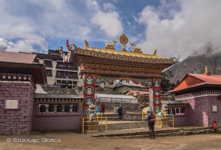 Tengboche Himalaje trekking szlak
