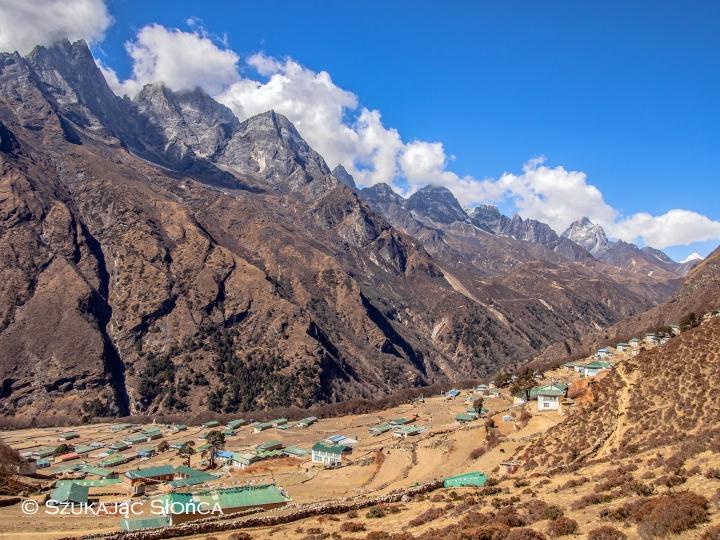 Phortse Himalaje trekking Gokyo