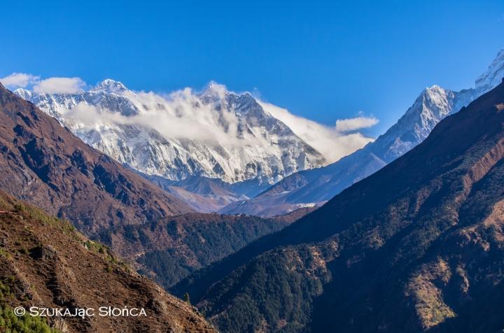 Himalaje trekking Namche Everest