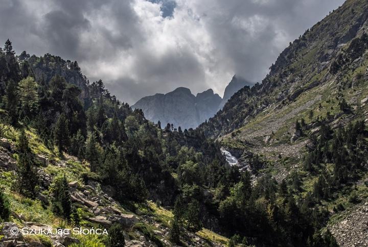 GR10  Cauterets Oluettes de Gaube szlaki trekking