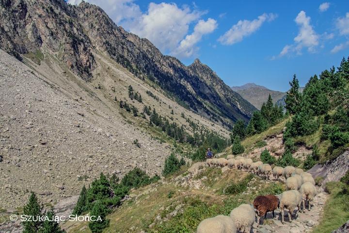 GR10 Gaube trekking Pireneje szlaki