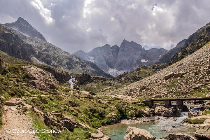 Vignemale Pireneje szlaki trekking GR10