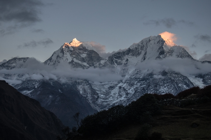 Dole Himalaje trekking Gokyo
