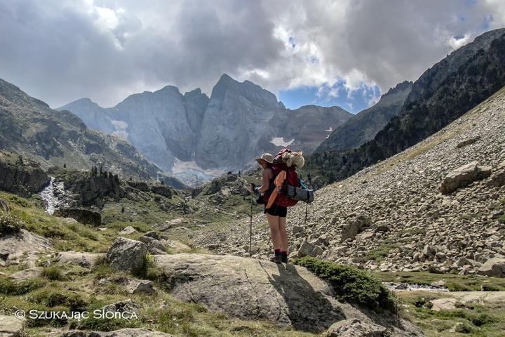GR10 Vignemale szlak trekking