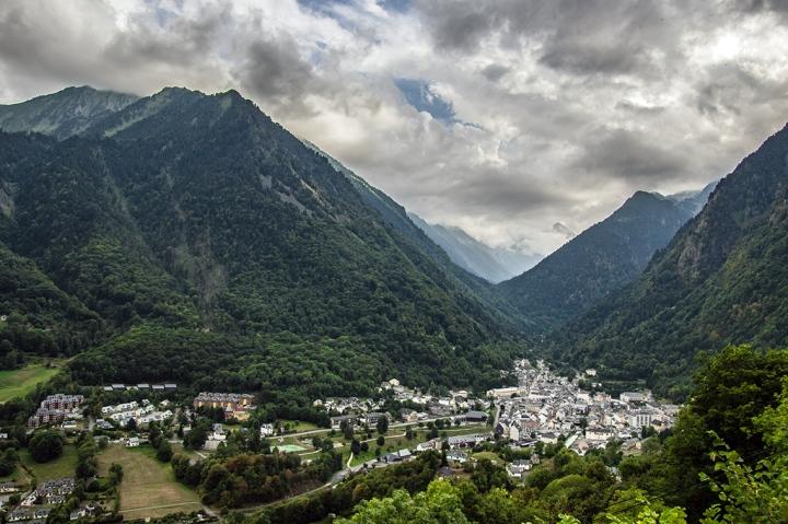 Cauterets szlaki trekking Pireneje