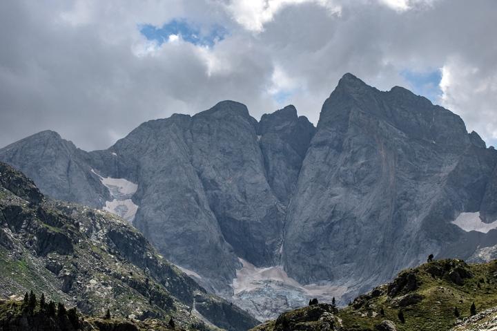 Vignemale Pireneje szlak GR10 trekking