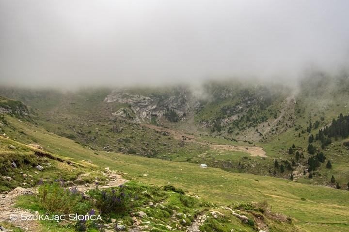 Cabana de Pailla Gavarnie trekking szlaki