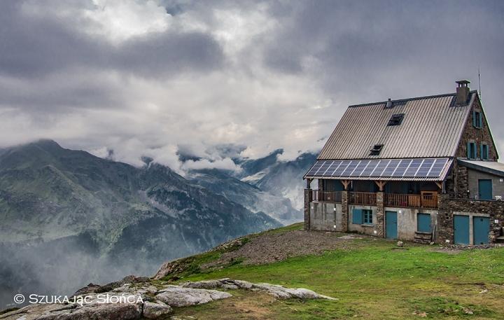 Refuge des Espuguettes Gavarnie szlaki Pireneje trekking