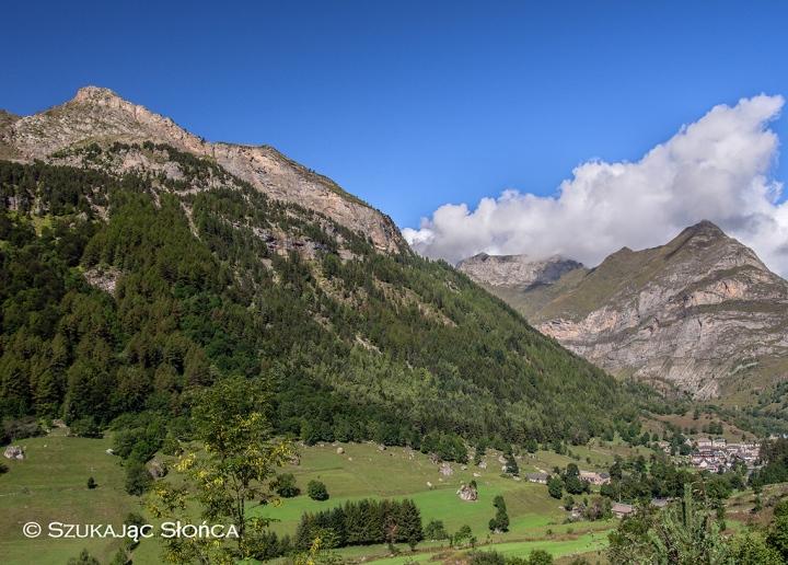Gavarnie szlaki piesze Pireneje