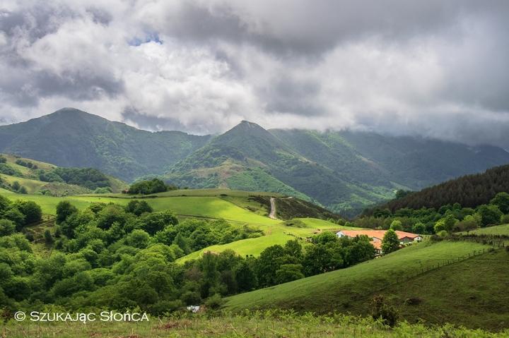 Ferme Esteben GR10 Ainhoa Bidarray Pireneje