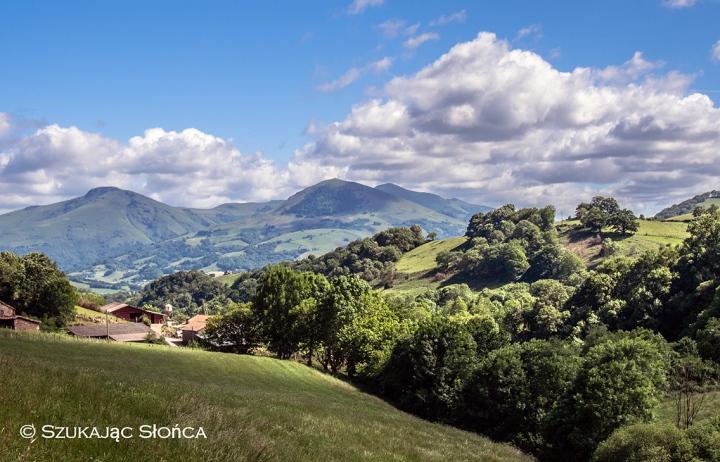 Pireneje Kraj Basków GR10