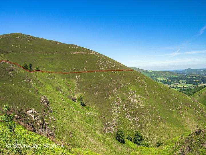 GR 10 etap 5 Pireneje