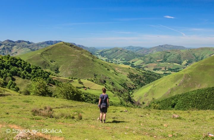 GR10 Kraj Basków Pireneje szlaki