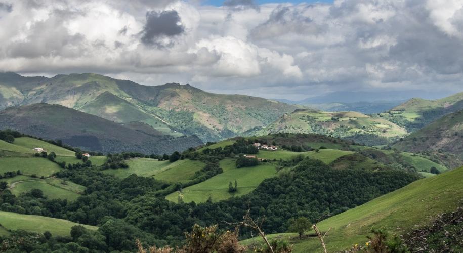 baskijskie pagóry