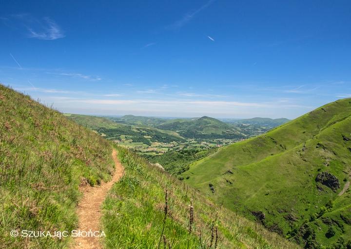 GR10 szlak Pays de Basque
