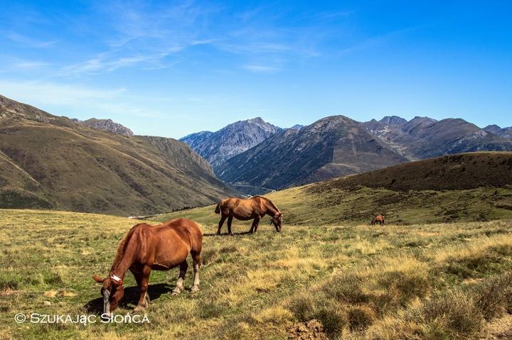 Pireneje Andorra szlaki