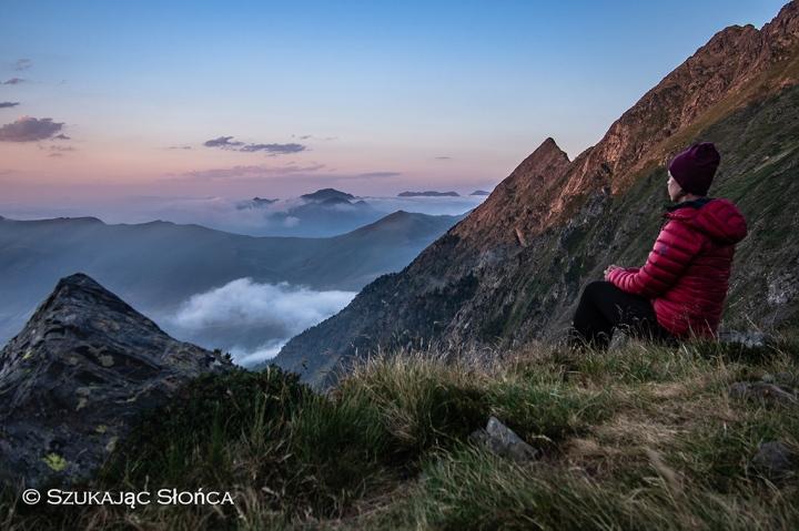 Pireneje treking szlaki Refuge de Venasque