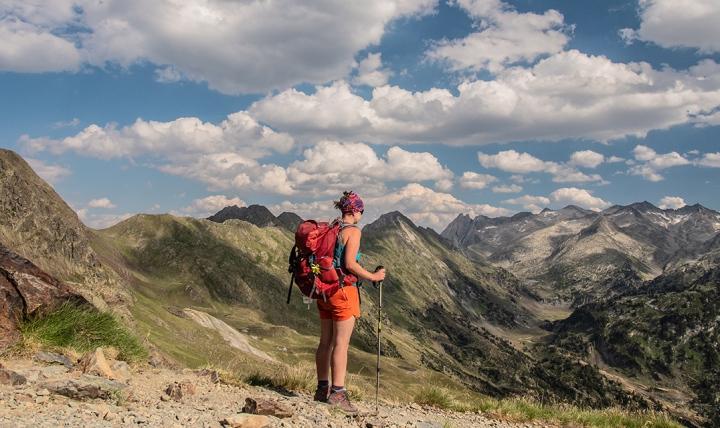 Pireneje szlaki trekking Benasque