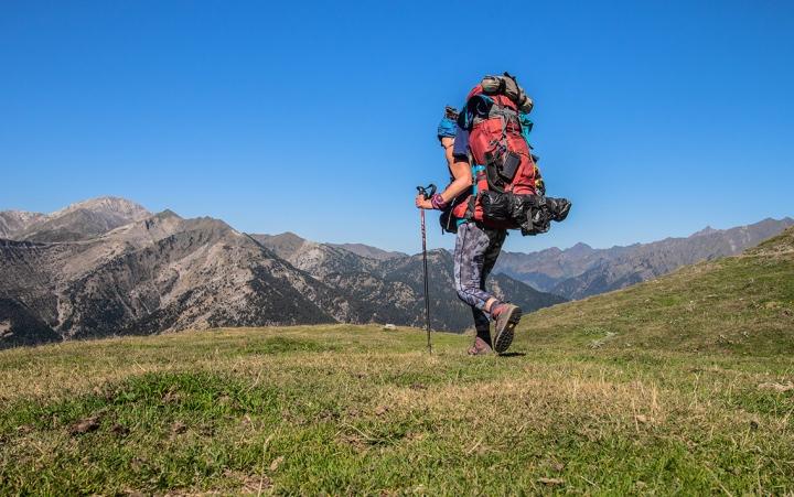 Pireneje szlaki trekking