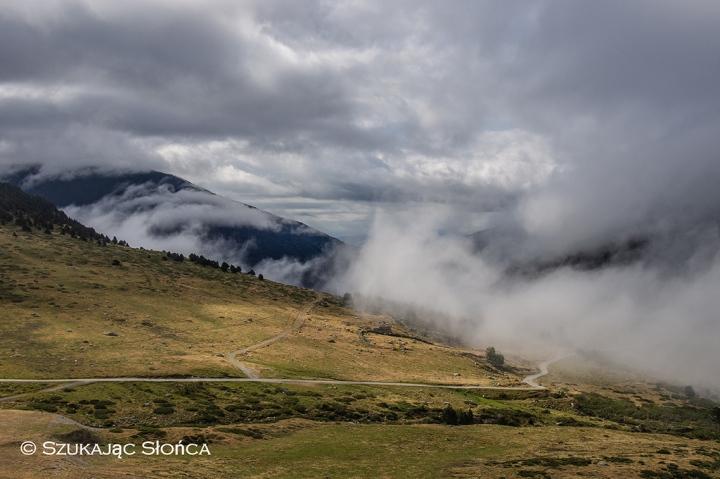 Pireneje szlaki GR7