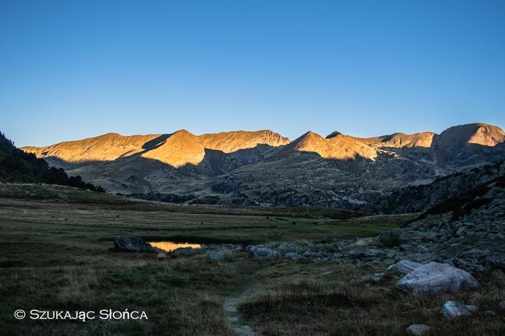 Pireneje Andorra Siscaro