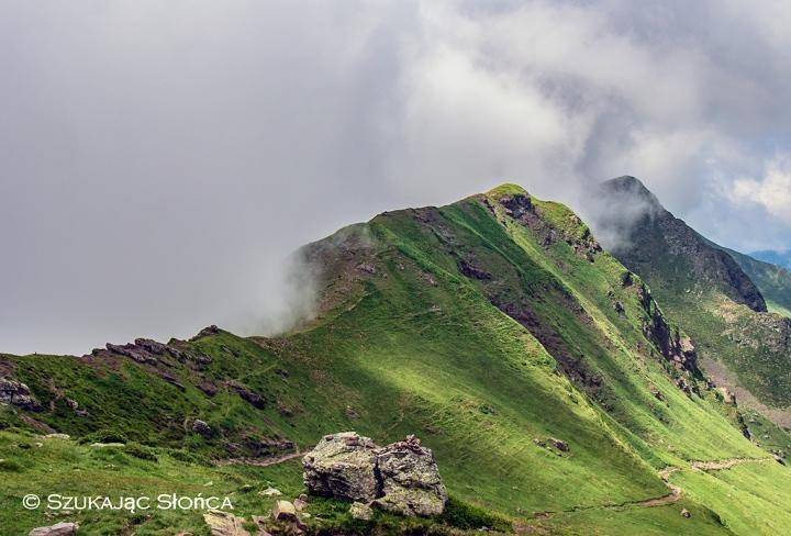 Pireneje GR10 szlak