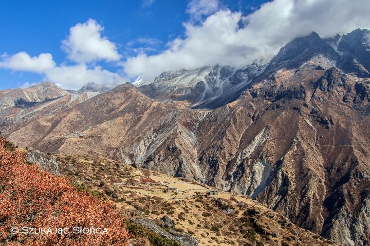 Gokyo Ri szlak Himalaje trekking
