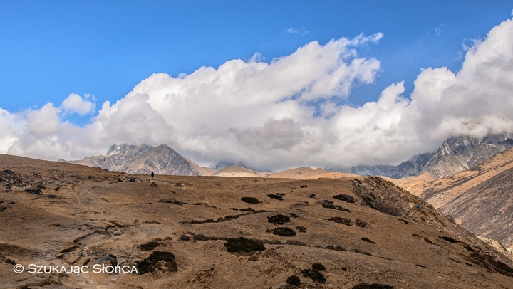 Dole - Machermo szlak, Himalaje trekking Gokyo