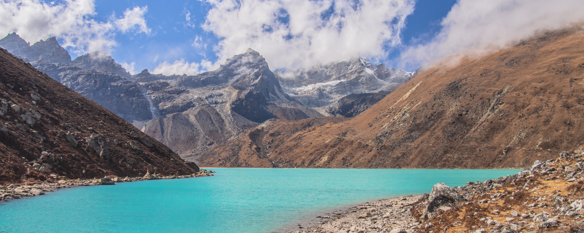 Gokyo Himalaje trekking
