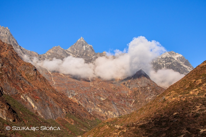 Dole Himalaje trekking szlak