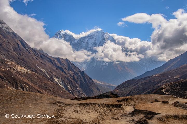 Thamserku Himalaje trekking