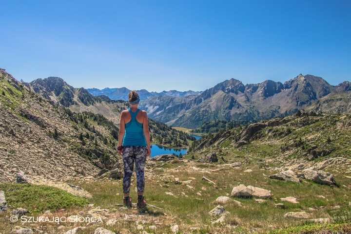 Pireneje Neouvielle szlaki