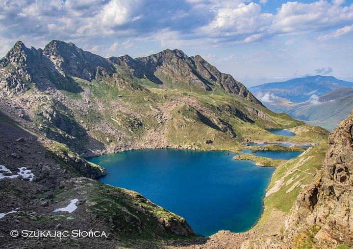 Refuge de Venasque szlaki Pireneje