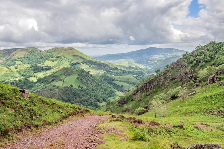 Kraj-Basków-GR10-szlak-trekking
