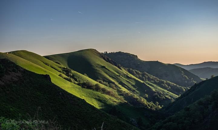 kraj basków-gr10-szlak-trekking